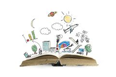 Geschäftsbuch Stockfotografie