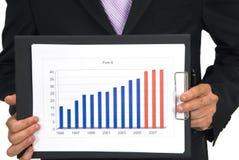 Geschäftsdarstellung Lizenzfreie Stockbilder