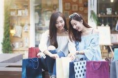 Geschäftseinkaufssituations-Ideenkonzept Stockfotografie