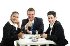 Geschäftserfolg Lizenzfreies Stockfoto