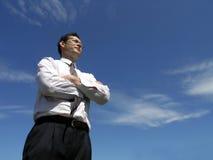 Geschäftserfolg! Lizenzfreies Stockfoto