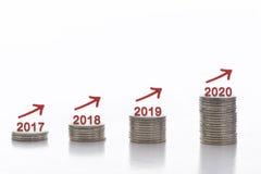 GeschäftserfolgKonzept und Wachstumsidee Stockfotos