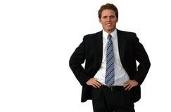 Geschäftsfachmann stockfoto