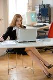 Geschäftsfahrwerkbeine Lizenzfreie Stockbilder