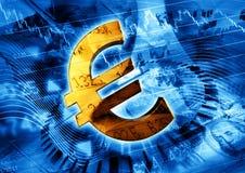 Geschäftsfinanzhintergrund Lizenzfreie Stockfotos