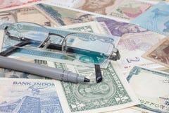 Geschäftsfinanzierung lizenzfreie stockfotos