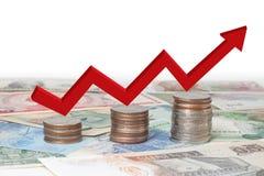 Geschäftsfinanzierung stockbild