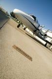 Geschäftsflugzeugsicherheitsleistung Lizenzfreie Stockbilder