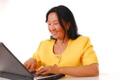 Geschäftsfrau 13 Lizenzfreies Stockfoto