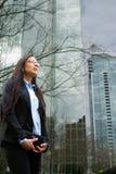 Geschäftsfrau stockfotos