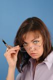 Geschäftsfrau 2 Lizenzfreie Stockfotos