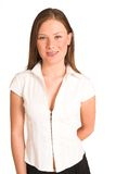 Geschäftsfrau #200 (GS) lizenzfreie stockfotografie