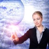 Geschäftsfrau Lizenzfreies Stockfoto