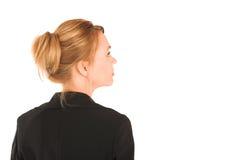Geschäftsfrau #230 lizenzfreies stockbild