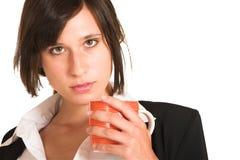 Geschäftsfrau #280 Lizenzfreie Stockfotos