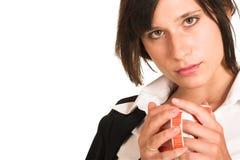 Geschäftsfrau #282 Stockfoto