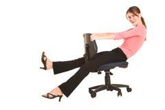 Geschäftsfrau #417 Lizenzfreies Stockfoto