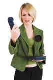 Geschäftsfrau #43 Stockfotografie
