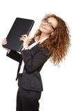 Geschäftsfrau - 2 Lizenzfreie Stockfotografie