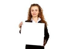 Geschäftsfrau - 2 Lizenzfreie Stockbilder