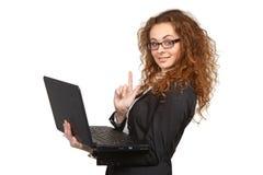 Geschäftsfrau - 2 Lizenzfreies Stockfoto