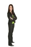 Geschäftsfrau #526 lizenzfreies stockbild