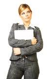 Geschäftsfrau 6 Stockfoto