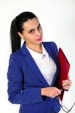 Geschäftsfrau - 2 Stockfotografie
