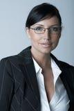 Geschäftsfrau AG lizenzfreie stockfotos