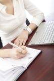 Geschäftsfrau bei der Arbeit, Sonderkommando Stockbilder