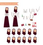 Geschäftsfrau für Animation Lizenzfreie Stockfotografie
