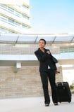 Geschäftsfrau-Reisen Stockbilder