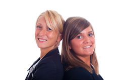 Geschäftsfrau-Team stockfotos