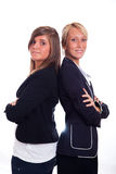 Geschäftsfrau-Team lizenzfreie stockbilder
