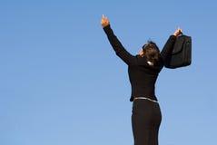 Geschäftsfrauerfolg Stockbilder
