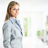 Geschäftsfrauporträt Stockbilder