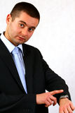 Geschäftsfunktionseigenschaft Lizenzfreies Stockfoto
