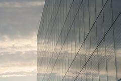 Geschäftsgebäude Stockbild