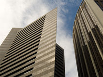 Geschäftsgebäude Lizenzfreie Stockbilder