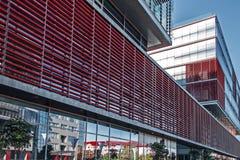Geschäftsgebäude 4 Lizenzfreies Stockbild