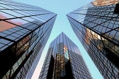Geschäftsgebäude Stockfoto