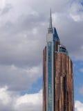 Geschäftsgebäude in Astana-Stadt Lizenzfreie Stockfotos