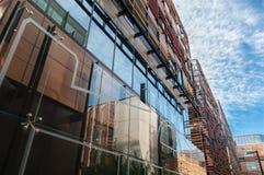 Geschäftsgebäude von Sydney Uni stockbild