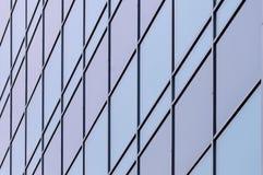 Geschäftsgebäudehintergrund Stockfotos