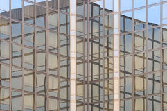 Geschäftsgebäudehintergrund 2 Stockfoto