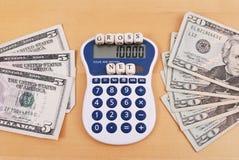 Geschäftsgewinn-Statistiken stockfotografie