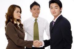 Geschäftsgruppe Lizenzfreies Stockbild