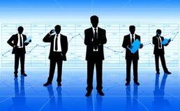 Geschäftsgruppe Lizenzfreie Stockfotos