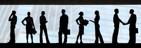 Geschäftsgruppe Lizenzfreie Stockbilder