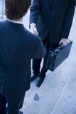 Geschäftshändedruck Lizenzfreie Stockfotografie